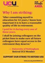 retired member